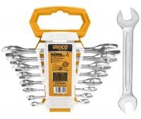 Набор гаечных  рожковых ключей  INGCO HKSPA2088 INDUSTRIAL