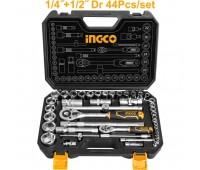 Набор торцевых головок INGCO HKTS42441 INDUSTRIAL