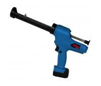 Аккумуляторный пистолет для герметика и клея Toua