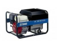 Аренда сварочного генератора SDMO VX 200/4 H, 4 кВт