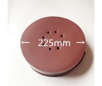 Шлифовальный диск, диаметр 225 мм, зернистость 150
